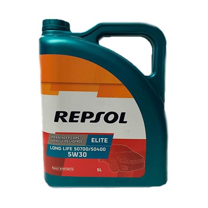Aceite Repsol furgo