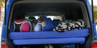 Organización furgoneta