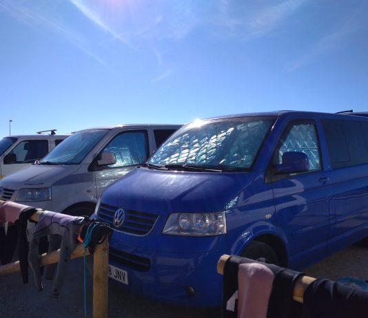 Aislante para furgonetas