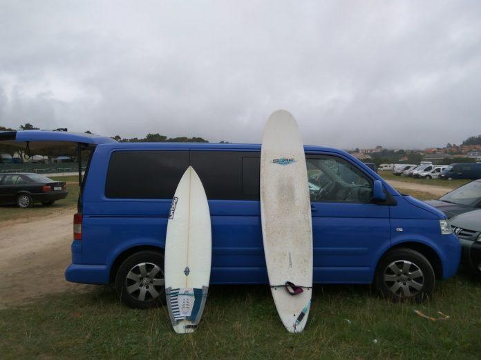 Shortboard y longboard