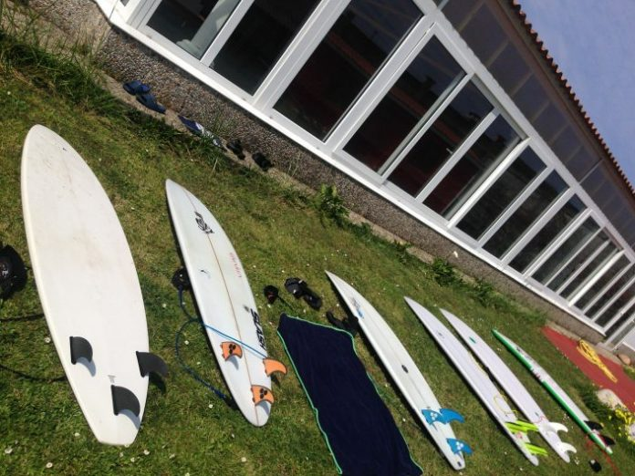 Comprar tabla de surf