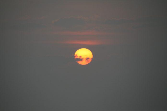 Efecto del sol en las mareas
