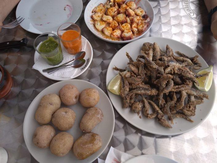 Gastronomía tinerfeña