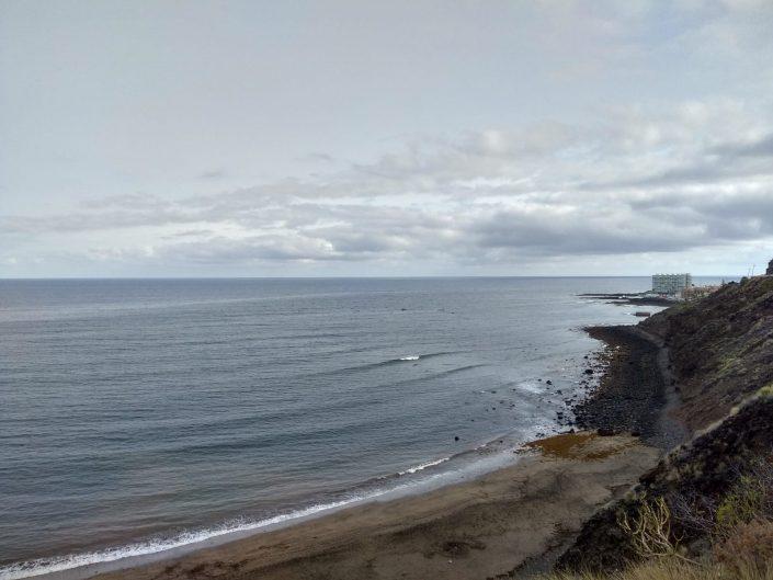 Playas para surfear en Tenerife