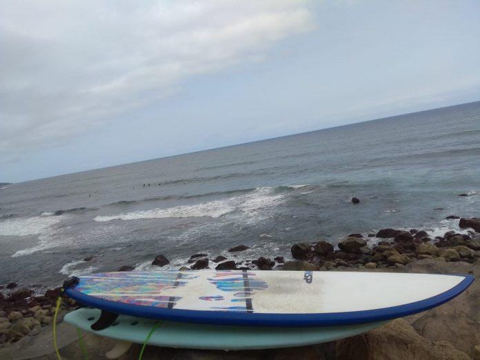 Surfear en Tenerife