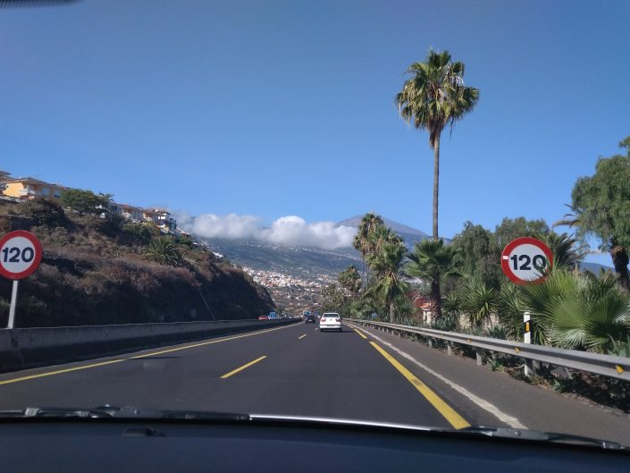 Viajar en Tenerife