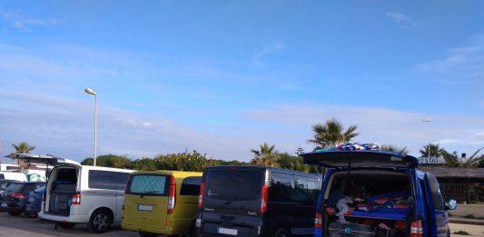 Viajes en furgoneta